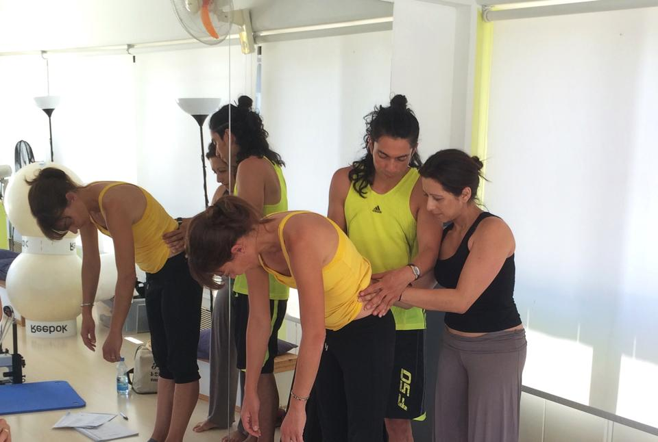 STOTT PILATES IR Course