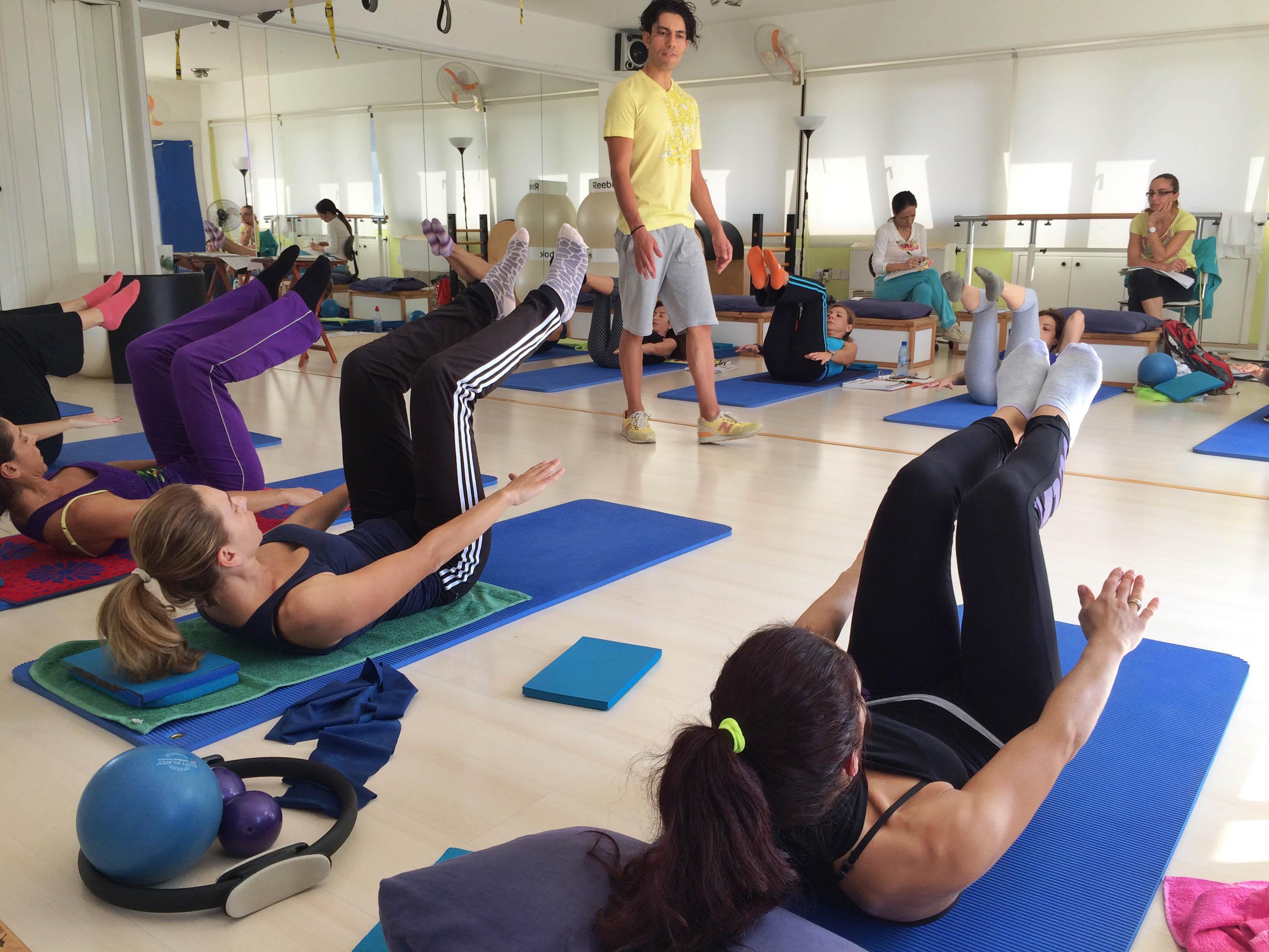 Intensive Mat-Plus (IMP) Course - PILATES bodyharmony™ Nicosia