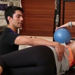Rehabilitation session
